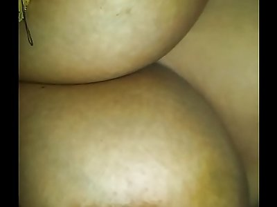My wifes big boobs Indian