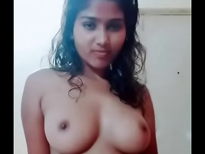 Indian girl dancing nude.