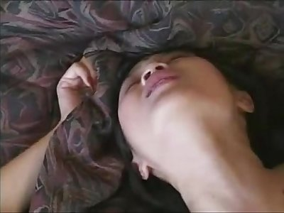 Thai private couple enjoying Sex Fucking and sucking in bathroom